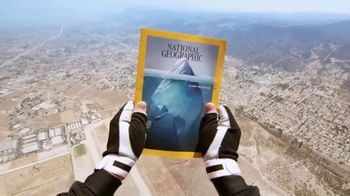 National Geographic Magazine TV Spot, 'Built to Explore'