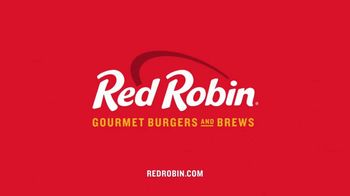Red Robin $10 Bundle TV Spot, 'Gourmet Burgers' - Thumbnail 9