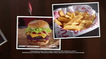 Red Robin $10 Bundle TV Spot, 'Gourmet Burgers' - Thumbnail 5