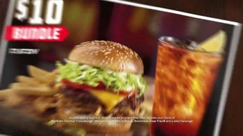 Red Robin $10 Bundle TV Spot, 'Gourmet Burgers' - Thumbnail 7