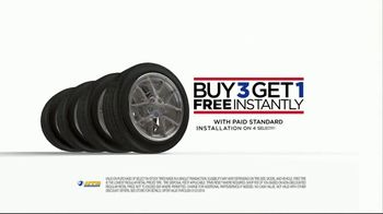 National Tire & Battery TV Spot, 'Oil Change and Tire Deal' - Thumbnail 3