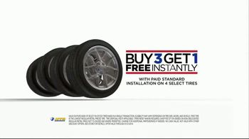 National Tire & Battery TV Spot, 'Oil Change and Tire Deal' - Thumbnail 8
