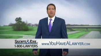 Saiontz & Kirk, P.A. TV Spot, 'Big Truck Wrecks'