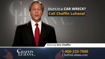 Chaffin Luhana TV Spot, 'Right There'