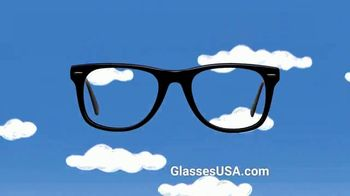 GlassesUSA.com TV Spot, 'Only Pay for Glasses' - Thumbnail 6