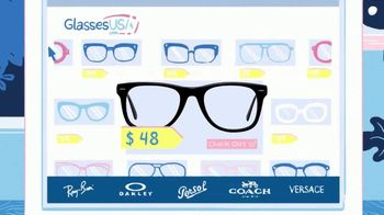 GlassesUSA.com TV Spot, 'Only Pay for Glasses' - Thumbnail 7