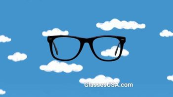 GlassesUSA.com TV Spot, 'Only Pay for Glasses' - Thumbnail 8