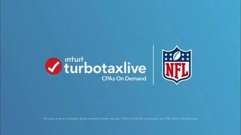 Intuit TV Spot, 'NFL:  Texans vs. Eagles' - Thumbnail 1