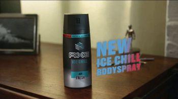 Axe Ice Chill Body Spray TV Spot, 'Cool Down' - Thumbnail 7
