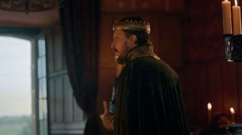 Bud Light TV Spot, 'King's Speech' - Thumbnail 2