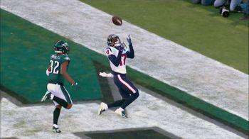 TurboTax Live TV Spot, 'NFL: Texans vs. Eagles' - 1 commercial airings