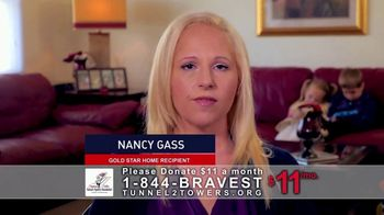 Stephen Siller Tunnel to Towers Foundation TV Spot, 'Mortgage-Free Homes' Featuring Mark Wahlberg - Thumbnail 2