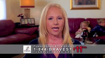 Stephen Siller Tunnel to Towers Foundation TV Spot, 'Mortgage-Free Homes' Featuring Mark Wahlberg - Thumbnail 4