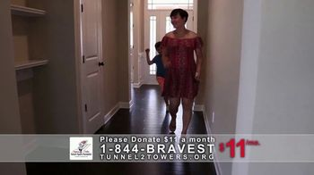 Stephen Siller Tunnel to Towers Foundation TV Spot, 'Mortgage-Free Homes' Featuring Mark Wahlberg - Thumbnail 5