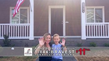 Stephen Siller Tunnel to Towers Foundation TV Spot, 'Mortgage-Free Homes' Featuring Mark Wahlberg - Thumbnail 7