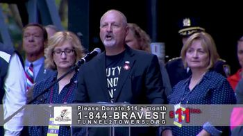 Stephen Siller Tunnel to Towers Foundation TV Spot, 'Mortgage-Free Homes' Featuring Mark Wahlberg - Thumbnail 9