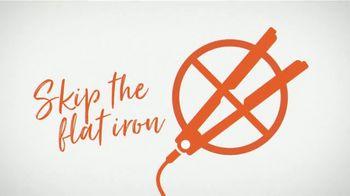 Garnier Fructis Sleek Shot TV Spot, 'Skip the Flat Iron' Song by Mark Ronson, Bruno Mars - Thumbnail 8