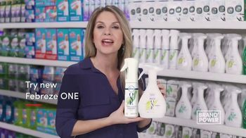 Febreze ONE TV Spot, 'Brand Power: Innovative Air Freshener' - Thumbnail 10
