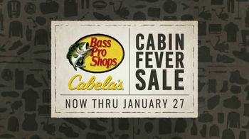Bass Pro Shops Cabin Fever Sale TV Spot, 'Clothing and Outerwear' - Thumbnail 4