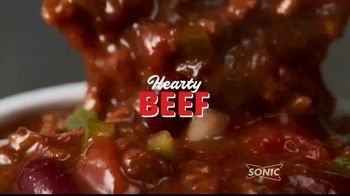 Sonic Drive-In Hearty Chili Bowl TV Spot, 'It's Chili' - Thumbnail 3