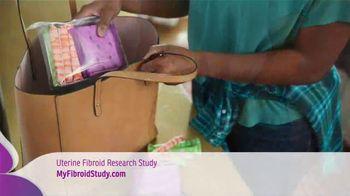 AbbVie TV Spot, 'Uterine Fibroid Research Study' - Thumbnail 2