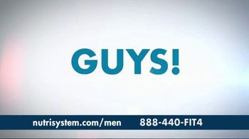 Nutrisystem for Men TV Spot, 'The 4-1-1 on Weight Loss: Save 40 Percent'