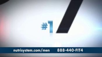 Nutrisystem for Men TV Spot, 'The 4-1-1 on Weight Loss: Save 40 Percent' - Thumbnail 2
