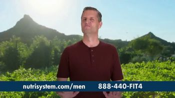 Nutrisystem for Men TV Spot, 'The 4-1-1 on Weight Loss: Save 40 Percent' - Thumbnail 4