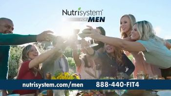 Nutrisystem for Men TV Spot, 'The 4-1-1 on Weight Loss: Save 40 Percent' - Thumbnail 8