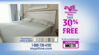 My Pillow Giza Dream Sheets Tv Commercial Variety Of
