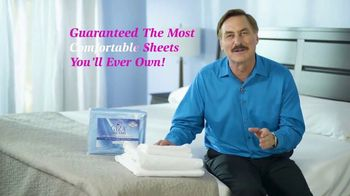 My Pillow Giza Dream Sheets TV Spot, 'Variety of Colors' - 4806 commercial airings