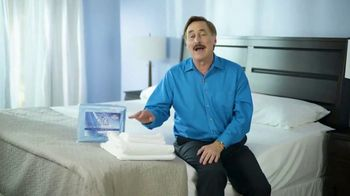 My Pillow Giza Dream Sheets TV Spot, 'Variety of Colors' - Thumbnail 2