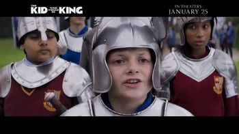 The Kid Who Would Be King - Alternate Trailer 13