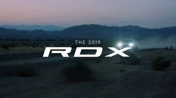 2019 Acura RDX TV Spot, 'Launch' Song by Motörhead [T1]