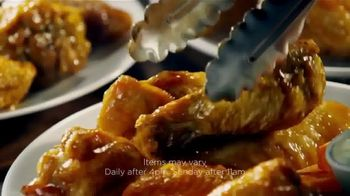 Golden Corral Wingfest TV Spot, 'Something for Everyone' - Thumbnail 5
