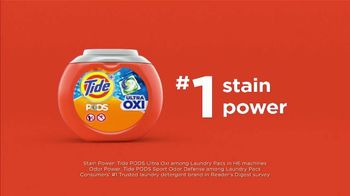 Tide PODS TV Spot, 'Palm of Your Hand' - Thumbnail 8