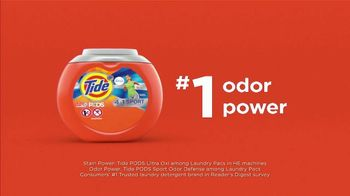 Tide PODS TV Spot, 'Palm of Your Hand' - Thumbnail 9