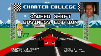 Charter College Career Shift TV Spot, 'Time to Shift to a New Career?'