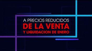 Rooms to Go Venta y Liquidación de Enero TV Spot, 'El último fin de semana' [Spanish]