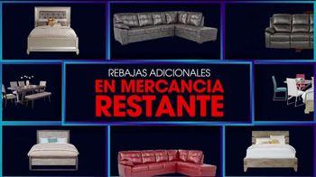 Rooms to Go Venta y Liquidación de Enero TV Spot, 'El último fin de semana' [Spanish] - Thumbnail 6