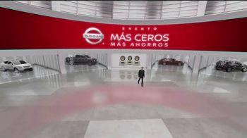 Nissan Evento Más Ceros Más Ahorros TV Spot, 'El mejor momento: en el camino' [Spanish] [T2] - Thumbnail 1