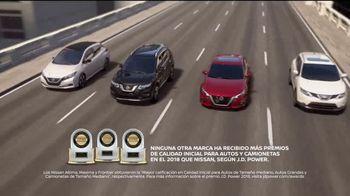 Nissan Evento Más Ceros Más Ahorros TV Spot, 'El mejor momento: en el camino' [Spanish] [T2] - Thumbnail 6