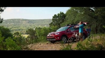 2018 Toyota RAV4 TV Spot, 'More Adventurous' [T2] - Thumbnail 1