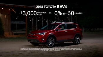2018 Toyota RAV4 TV Spot, 'More Adventurous' [T2] - Thumbnail 8