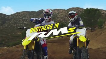 2019 Suzuki RM-Z250 TV Spot, \'Brothers in RMs: Bound by Moto\'
