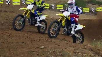 2019 Suzuki RM-Z250 TV Spot, 'Brothers in RMs: Bound by Moto' - Thumbnail 4
