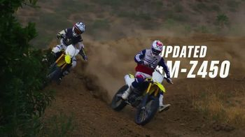 2019 Suzuki RM-Z250 TV Spot, 'Brothers in RMs: Bound by Moto' - Thumbnail 7