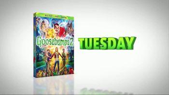 Goosebumps 2: Haunted Halloween Home Entertainment TV Spot - Thumbnail 1