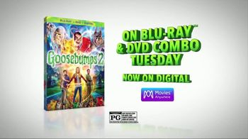 Goosebumps 2: Haunted Halloween Home Entertainment TV Spot - Thumbnail 8