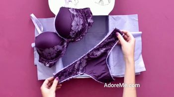 AdoreMe.com TV Spot, 'Designer Lingerie for Every Occasion'